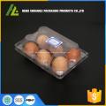 Kunststoff-Eierkiste für 6-Loch-Kisten
