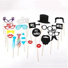 FQ marque fête noël vente chaude jolie mascarade masque pour les yeux mode fête masque à boule