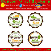 Accept custom order and cheap custom canned food labels
