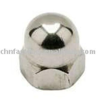 Domed Nut Acorn Hexagon Nut