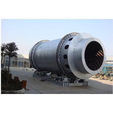 Capacidad 0.5-20 tph Slag dryer rotary for Sale