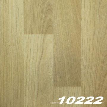Suelo laminado madera impermeable de HDF de 8m m / 12m m