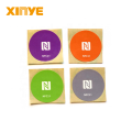Anti-Metal RFID Tags NFC Ntag sticker