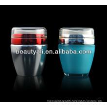 30ml 50ml acrylic airless cosmetic cream jar for skin care