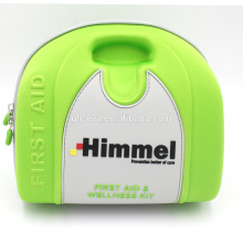Caja de kit de primeros auxilios de viaje vacía de diseño popular para dispositivos médicos