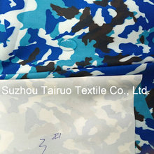Printed Military Uniform Fabric of Twill Oxford with PU Coated