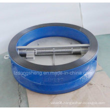 Ductile Iron Wafer Check Valves Dual Flap Pn 25