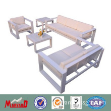 Aluminium patio furniture sofa set table set MY1000