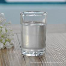 125ml clair en verre trempé clair