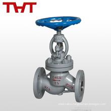 API Standard PN 16 rocky reglating Globe Valve with piston