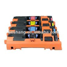 China printing machinery compatible color laser toner cartridge for HP Q3960A Q3961A Q3962A Q3963A for HP Laserjet 2550 toner