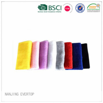Colorful High Quality Terry Wristband