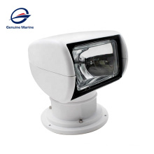 Genuine Marine 12V 100W Marine Boat Yacht Search Light With Controller Panel