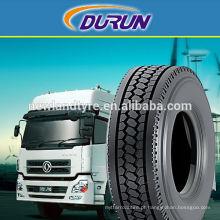 Pneu radial de fornecimento direto do pneu por atacado 285 / 75R24.5 11R24.5 295 / 75R22.5 China pneu