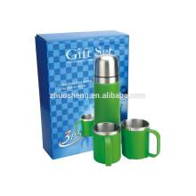 Наборы подарочные коммерческих кружка кофе термос BT012