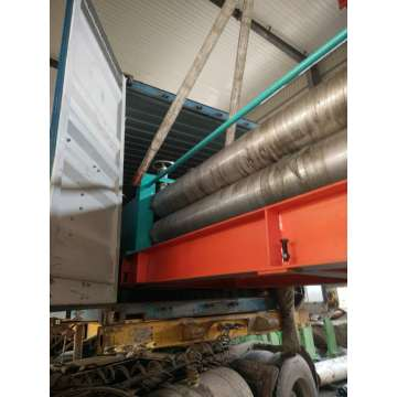 Galvanized Transverse Thin Corrugated Machine