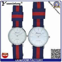 Yxl-480 Men Design Nato Nylon Strap Sport Watch Lady Quartz Elegance Dress Watch Wrist Dw