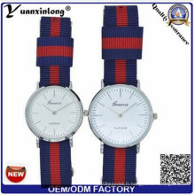 Yxl-551 Love Gift Set pour la Saint-Valentin Sweet Love Wrist Cople Regarder pour votre Amant