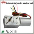 PWM Speed Control Worm Gear Motor