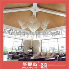 WPC Wand dekorative Innenverkleidungen Designs