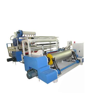 Three-screw Mini Type Rotational Die Pp Film Extrusion Machine