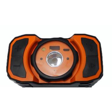 Fabricante de prototipos profesionales para accesorios de automóviles / parte de remolque (LW-02364)