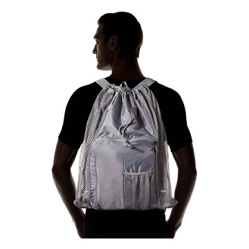 Deluxe Ventilator Mesh Equipment Backpacks
