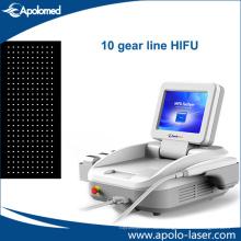 Hifu beste Ultraschall-Maschine / Hifu, die Schönheits-Ausrüstung abnimmt