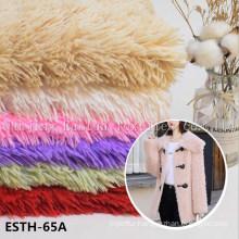 PV Plush/ Polyboa / Tricot Velboa / Warp Knit Boa Esth-65A