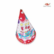 Custom Design Carnival Paper Hat With OEM