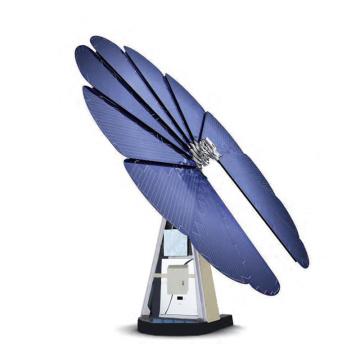 Солнечная энергетическая система UFO Sunflower