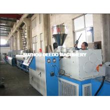 Línea de producción de tubería plástica de PVC