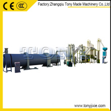 Reasonable Price 1.5-2t/H Capacity Wood Pellet Machine Production Line