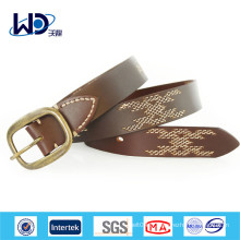 New Arrival Leather Leather Leather Ceintures