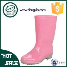 корейский дамы дождь ботинки женская дождь ботинки