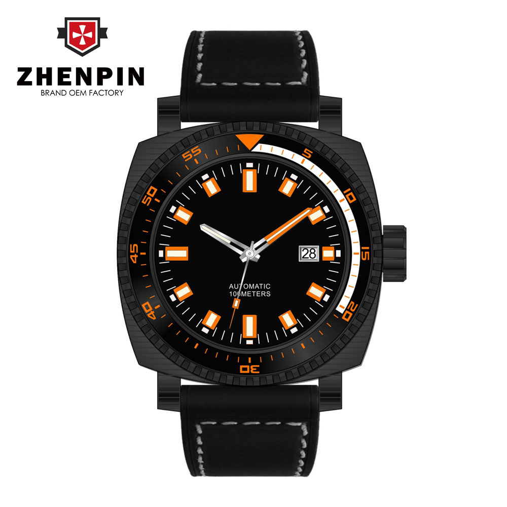 Men Carbon Fiber Watch