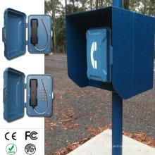 2017 China Nuevo modelo de llamada de la carretera de la caja, caja de llamada de emergencia, estación de la llamada de emergencia del G / M,