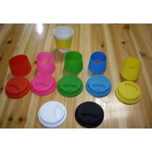 Heißester Werbeartikel Smart Silikon Cup Deckel für den täglichen Gebrauch