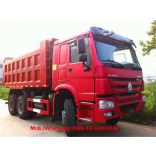 Caminhão basculante para serviço pesado 340/380 HP 6X4