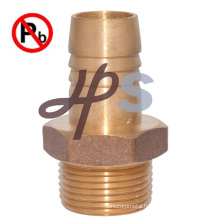 LG2 bronze hose coupling for marine