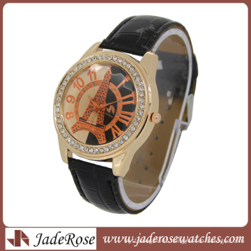 2014 Hot Sale Fashion Alloy Watches with Diamond