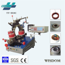 Wisdom Tt-H10c Toroidal Coil Winding Machine Replace Ruff, Jovil, Gorman