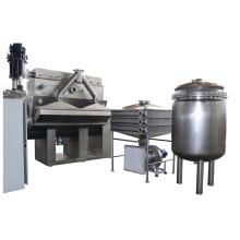 Máquina de secagem de sistema de circulação de ar quente para produtos químicos finos