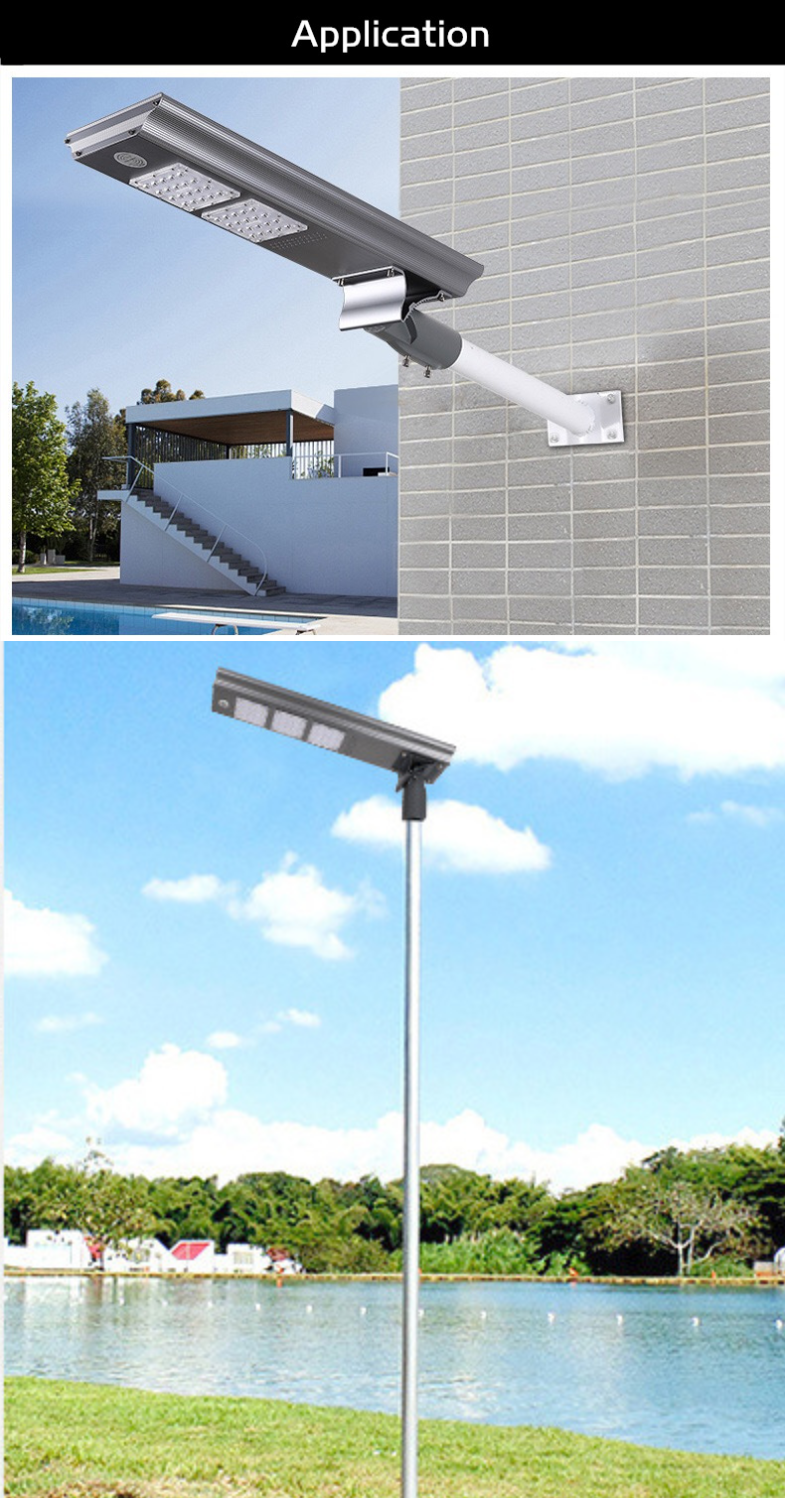 all in one solar street light application delight eco energy