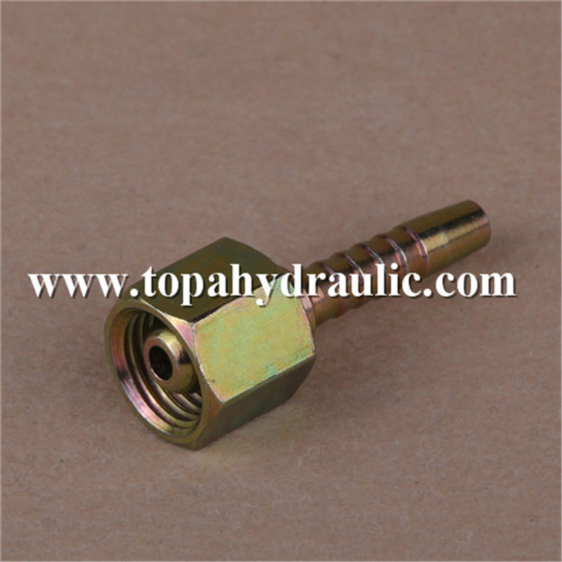 stainless steel hydraulic swivel quick disconnect  fittings