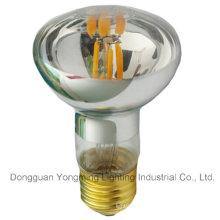 La venta directa de la fábrica 3.5W 2200k / 2500k / 2700k R50 refleja el bulbo del LED