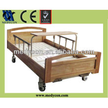 Two crank simple home care bed