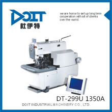 DT-299U 1350A Electronically Tack Keyhole Machine(cutting before then sewing or sewing before then cutting)