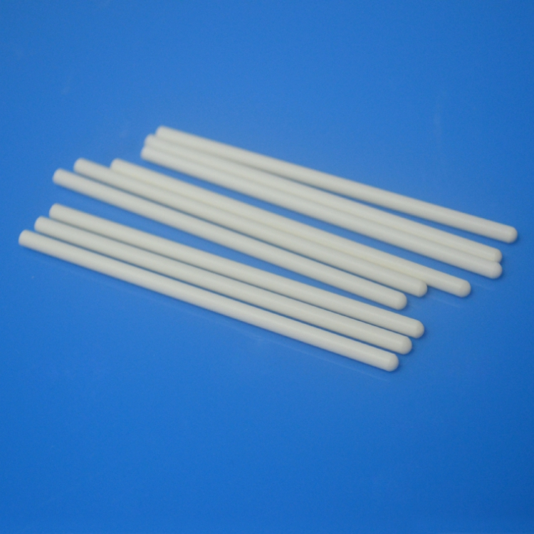 Thermocouple ceramic protection tubes