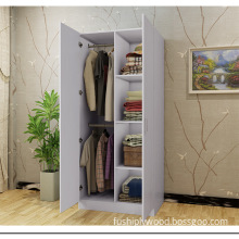 Wooden Modern Simplism Style Wardrobe